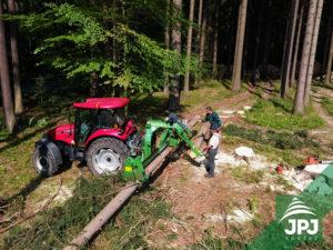 niab traktorový procesor