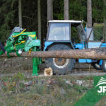 traktorový procesor Niab