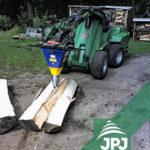 Štiepací kužeľ na drevo Deitmer