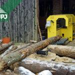 Linka na štiepané drevo Regon R2