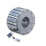 Robustný piestový design hydraulického motora