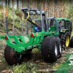 Vyvážačky FARMA T14 4WD