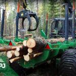Vyvážacie vleky Farma T14 4WD