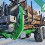vyvážačka dreva FARMA